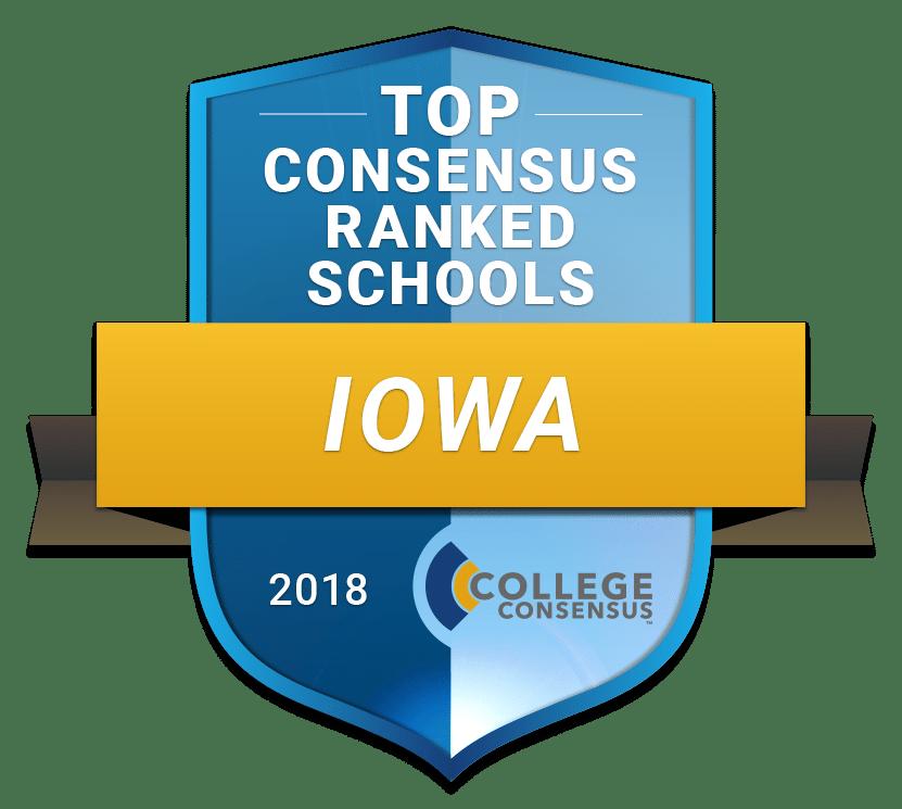 Iowa consensus badge
