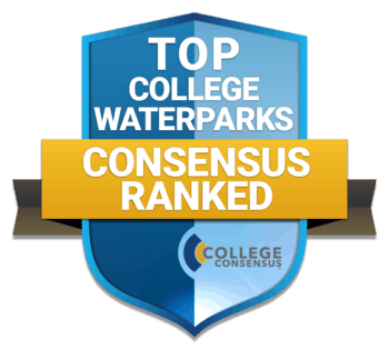 Top College Waterparks Consensus Ranked