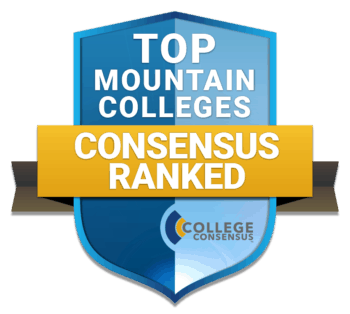 Top Mountain Colleges Consensus Ranked