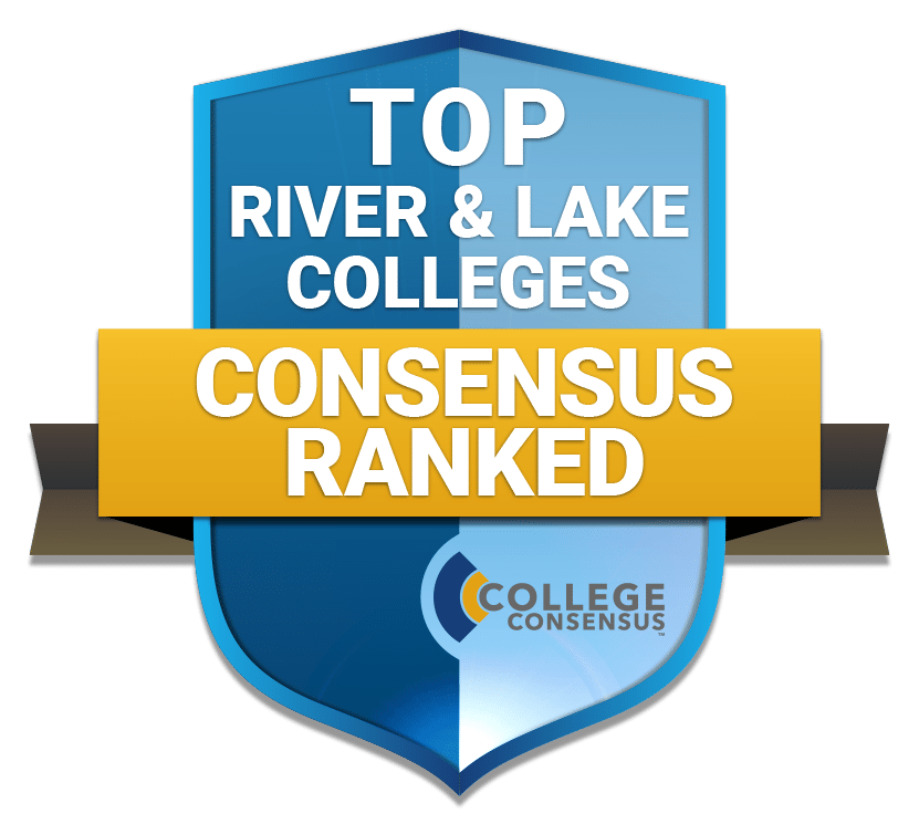 25 Best River And Lake Colleges Top Consensus Ranked Schools By The Water
