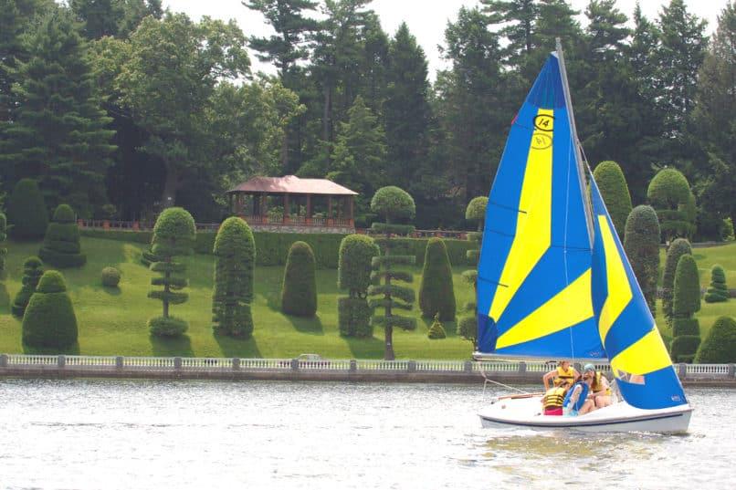 Wellesley sailing waban