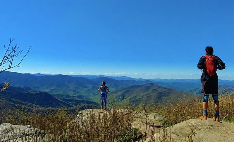 Western Carolina hiking