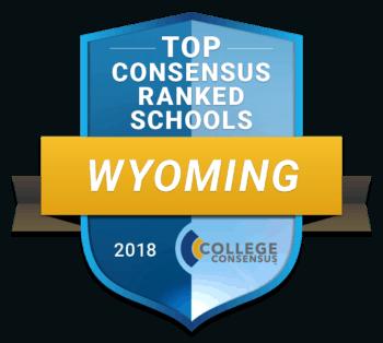 Wyoming consensus badge