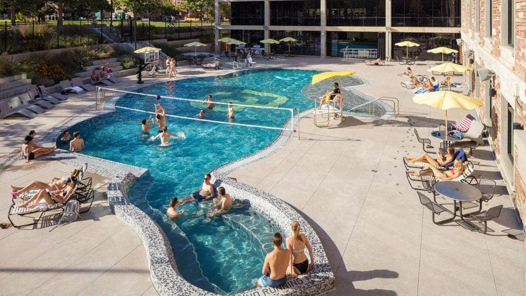 Best College Waterparks | Top Consensus Ranked Schools with