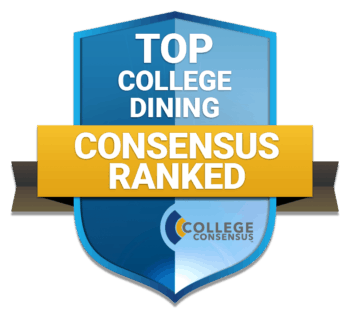 Top College Dining Consensus Ranked