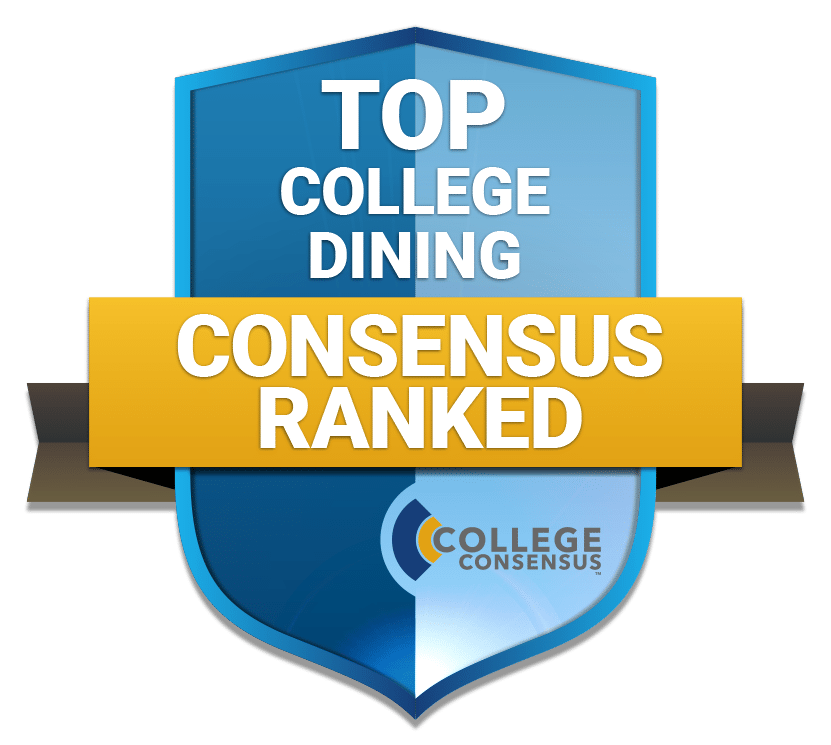 25 Best College Dining Halls Top Consensus Ranked Schools For Foodies
