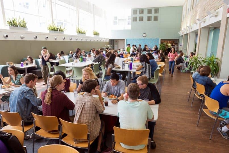 northwestern university dining