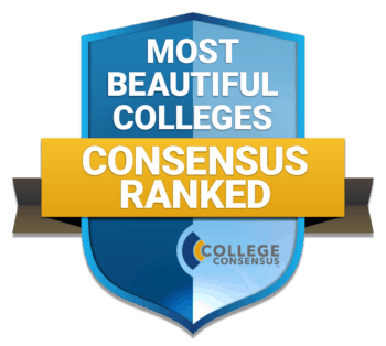 Most Beautiful Colleges Consensus Ranked