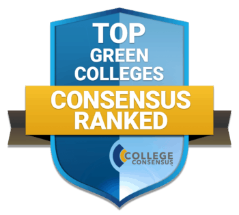 Top Green Colleges Consensus Ranked