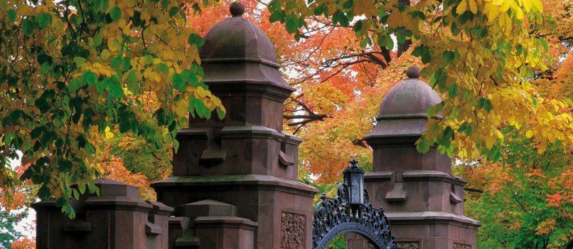 mount holyoke fall foliage
