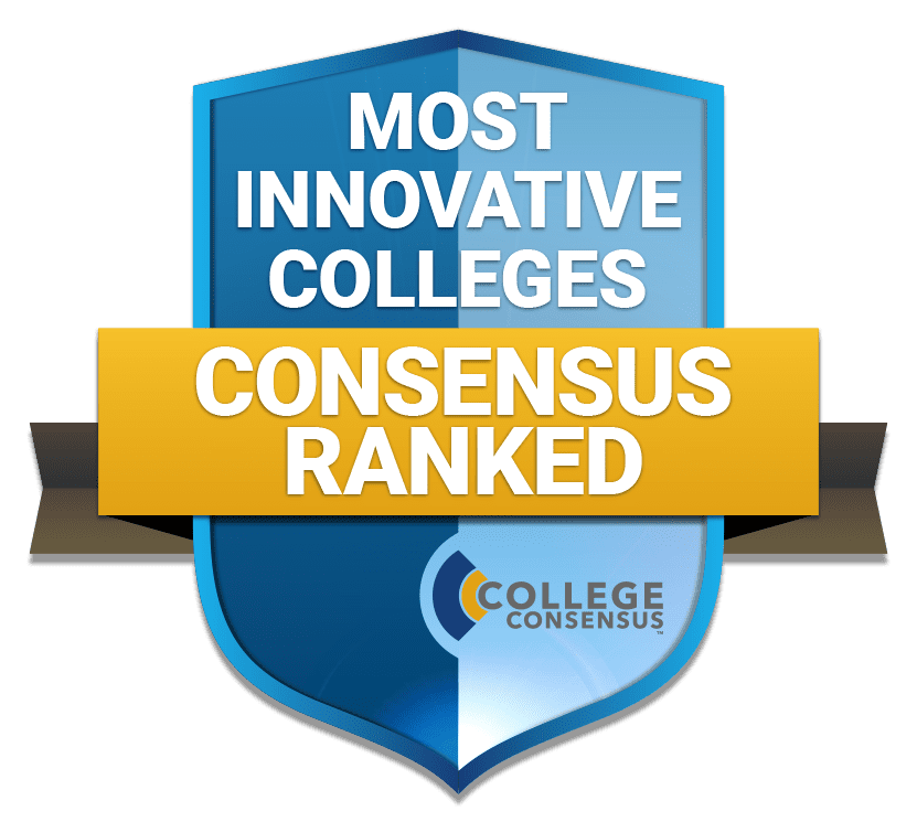 50 Underrated Colleges Doing Great Things Top Consensus Ranked Innovative Colleges
