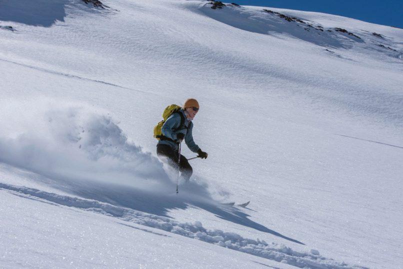 Western Colorado University skiing