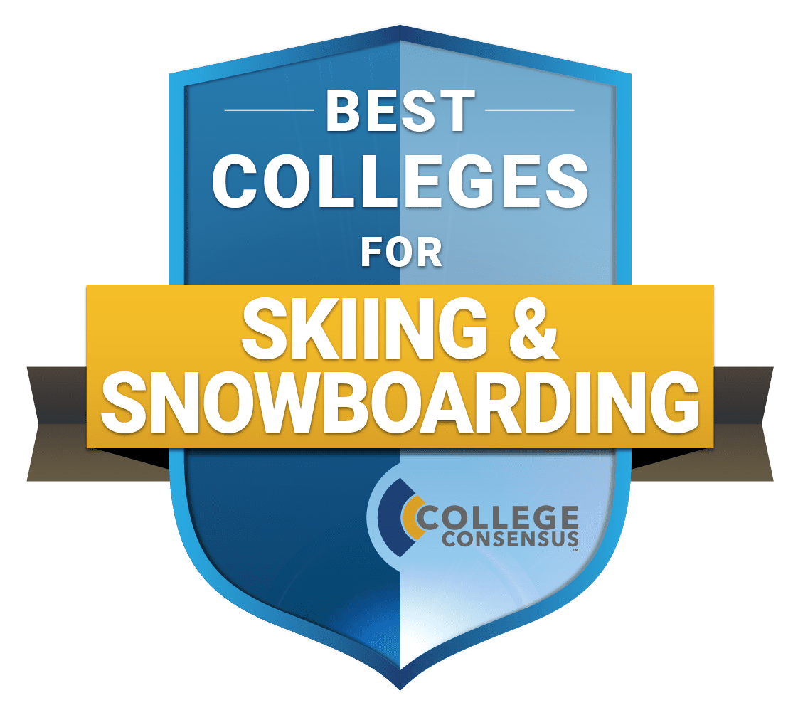 best skiing colleges