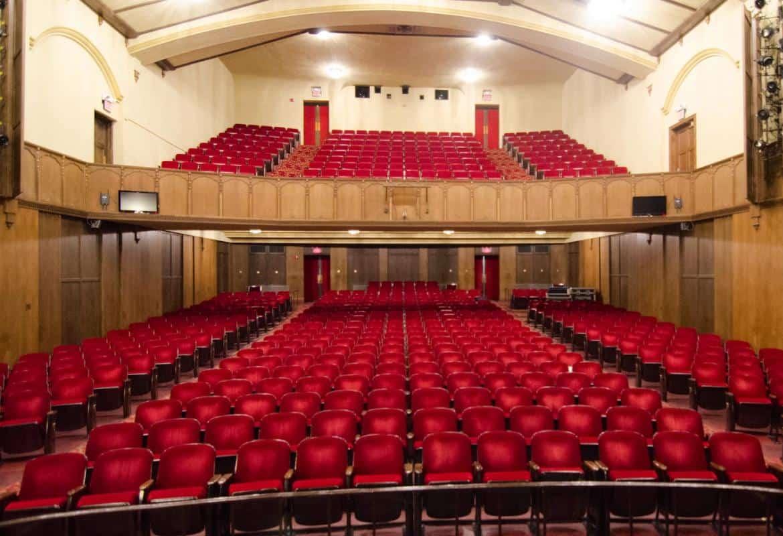 mendelssohn theatre