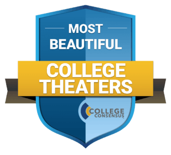 most beautiful college theaters consensus