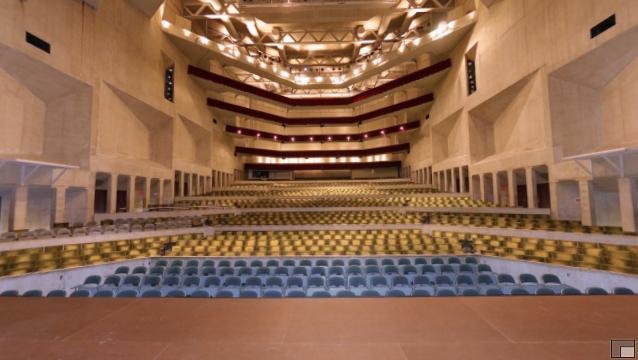 umass concert hall