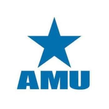 american military university logo 168449