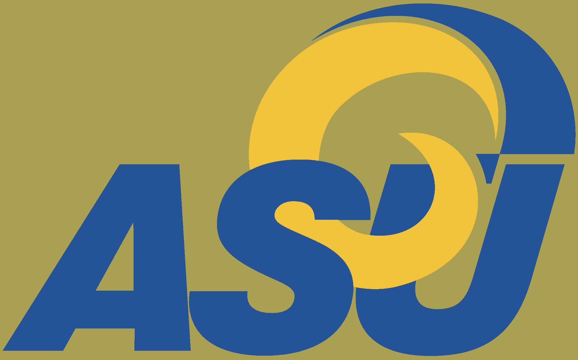 angelo state university logo 5123