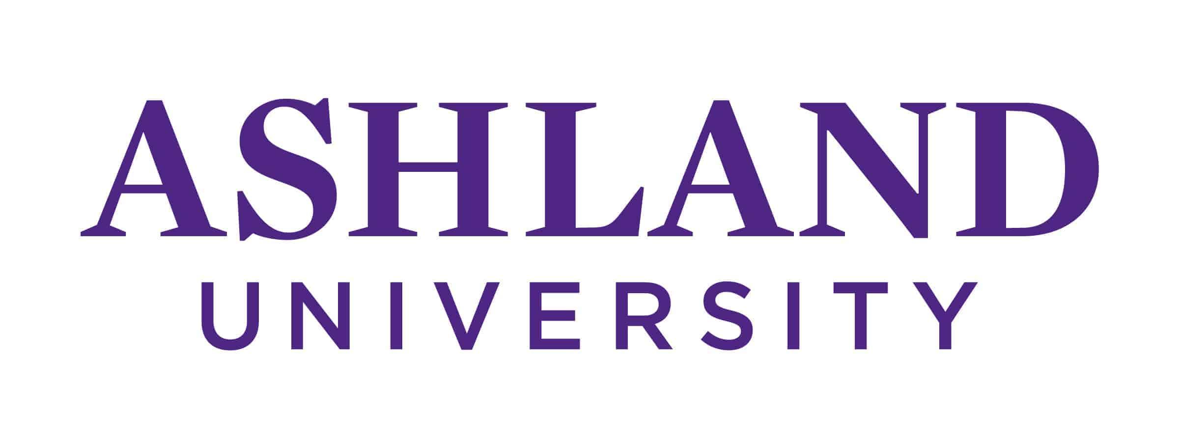 ashland university logo 5193