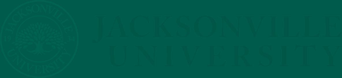 bachelors online programs jacksonville university logo 190147