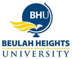 beulah heights university logo 5360