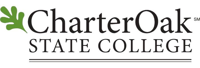 charter oak state college logo 5397