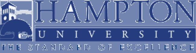 college of continuing education hampton university logo 129892