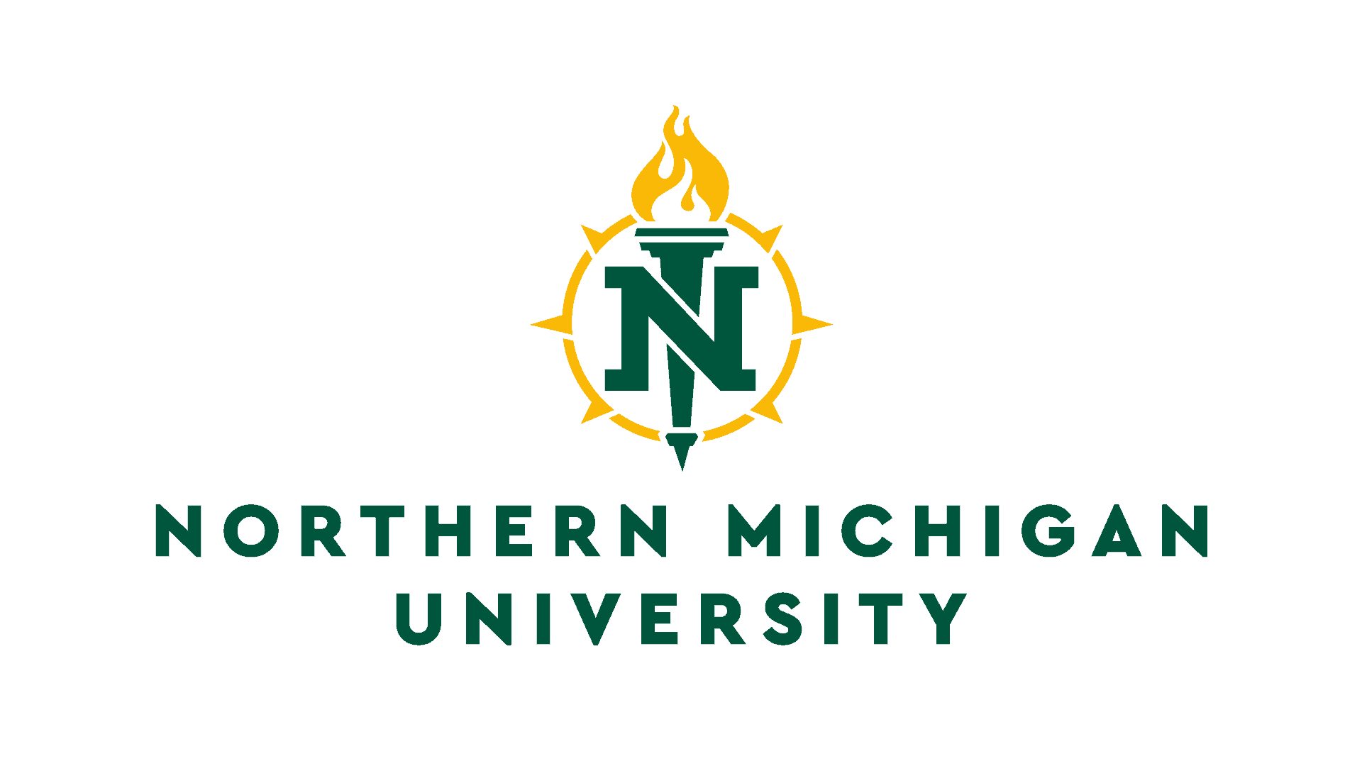 continuing education northern michigan university logo 130054