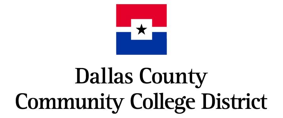 dallas colleges online dallas county community college district logo 129808