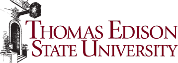 dial distance and independent adult learning thomas edison state university logo 130240