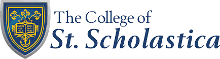 graduate studies the college of st scholastica logo 37867