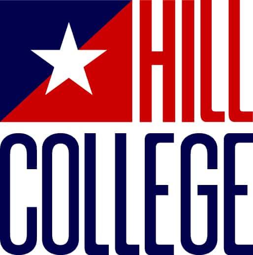 hill college logo 6639