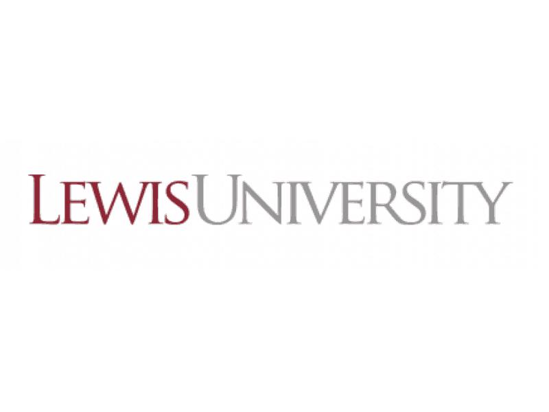 lewis university logo 7152