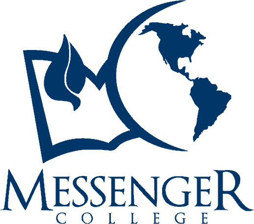 messenger college logo 7429