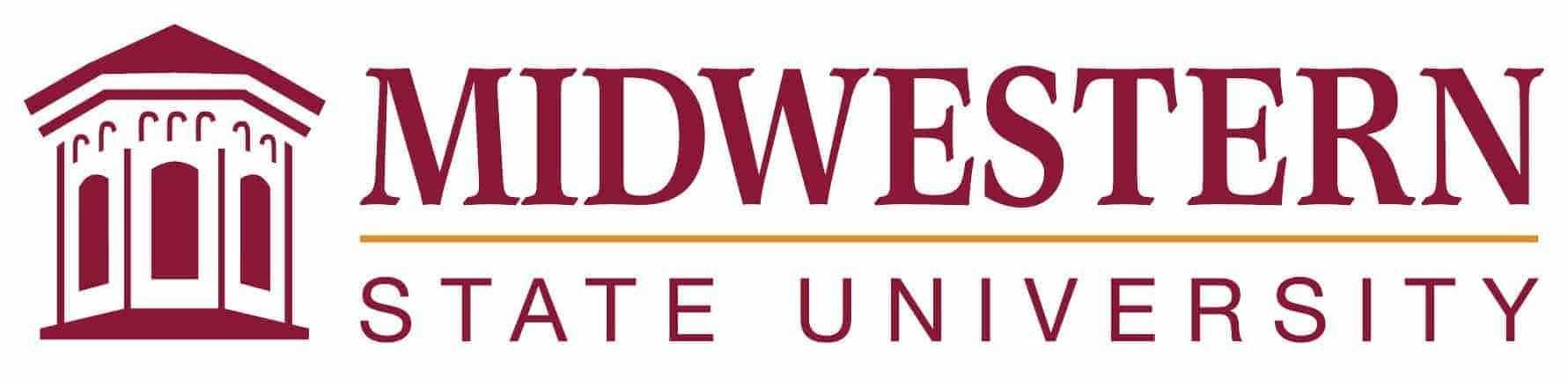 midwestern state university logo 7485
