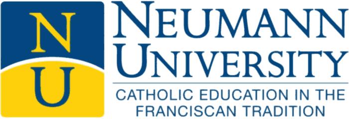 neumannonline org neumann university logo 130027