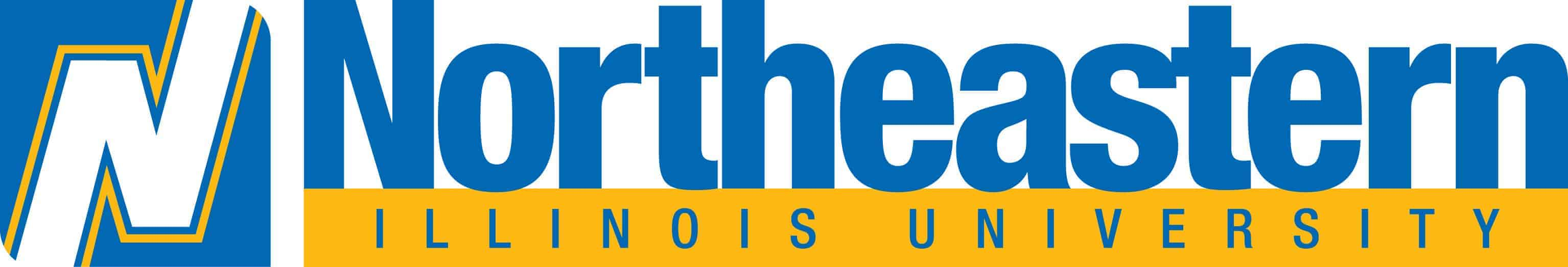 northeastern illinois university logo 7811