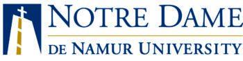 notre dame de namur university logo 5822
