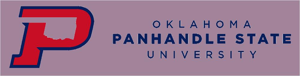 oklahoma panhandle state university logo 7963