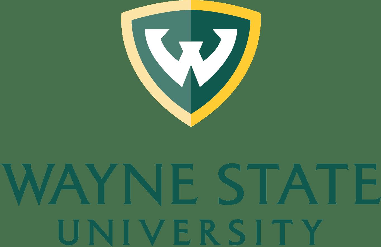 online masters degree in criminal justice wayne state university logo 191821