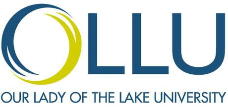 our lady of the lake university logo 8015