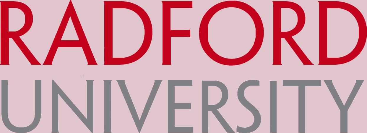 radford university logo 8245