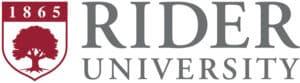 rider university logo 8307