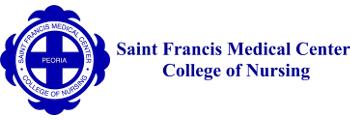 saint francis medical center college of nursing logo 8417