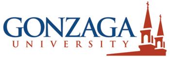 school of nursing and human physiology gonzaga university logo 49918