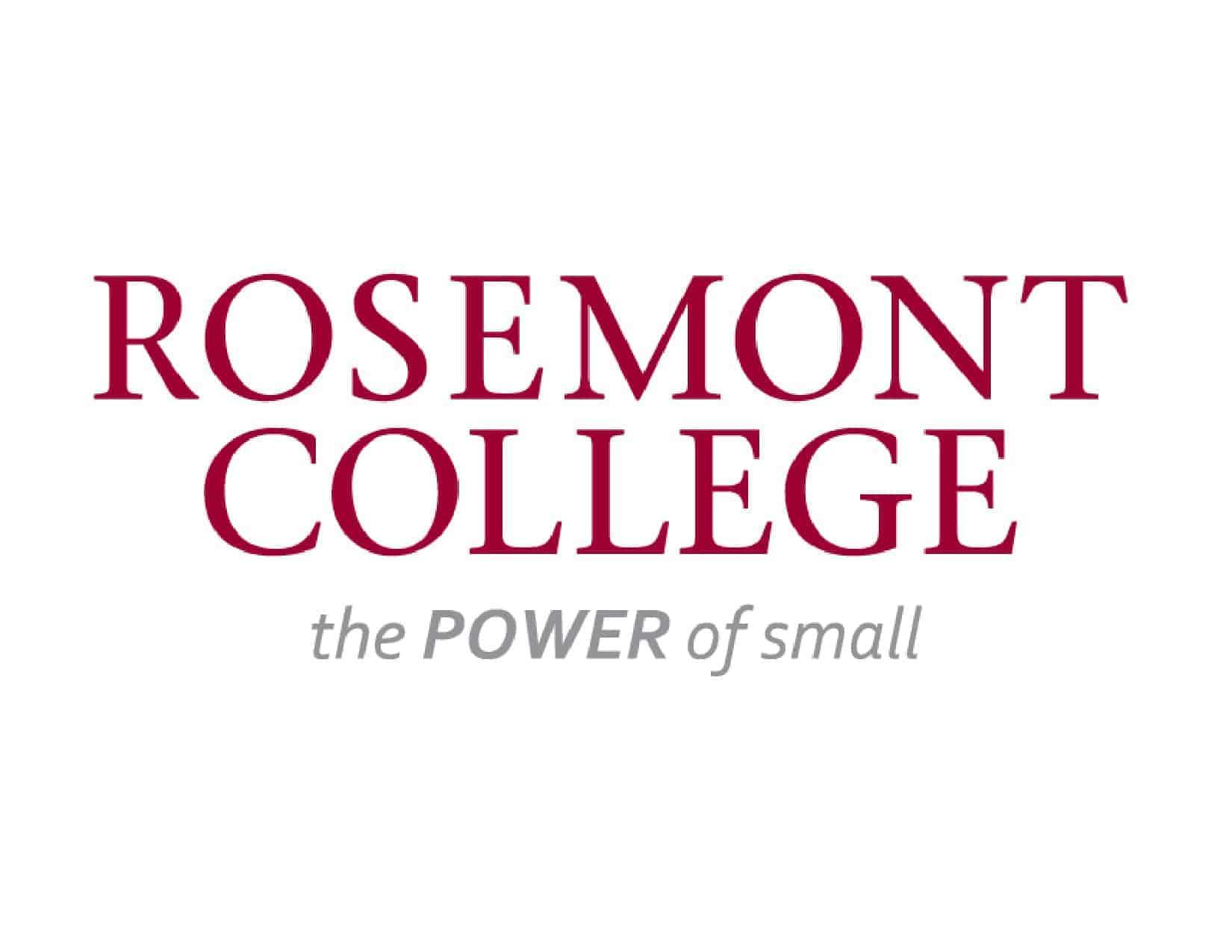 schools of graduate and professional studies rosemont college logo 46987