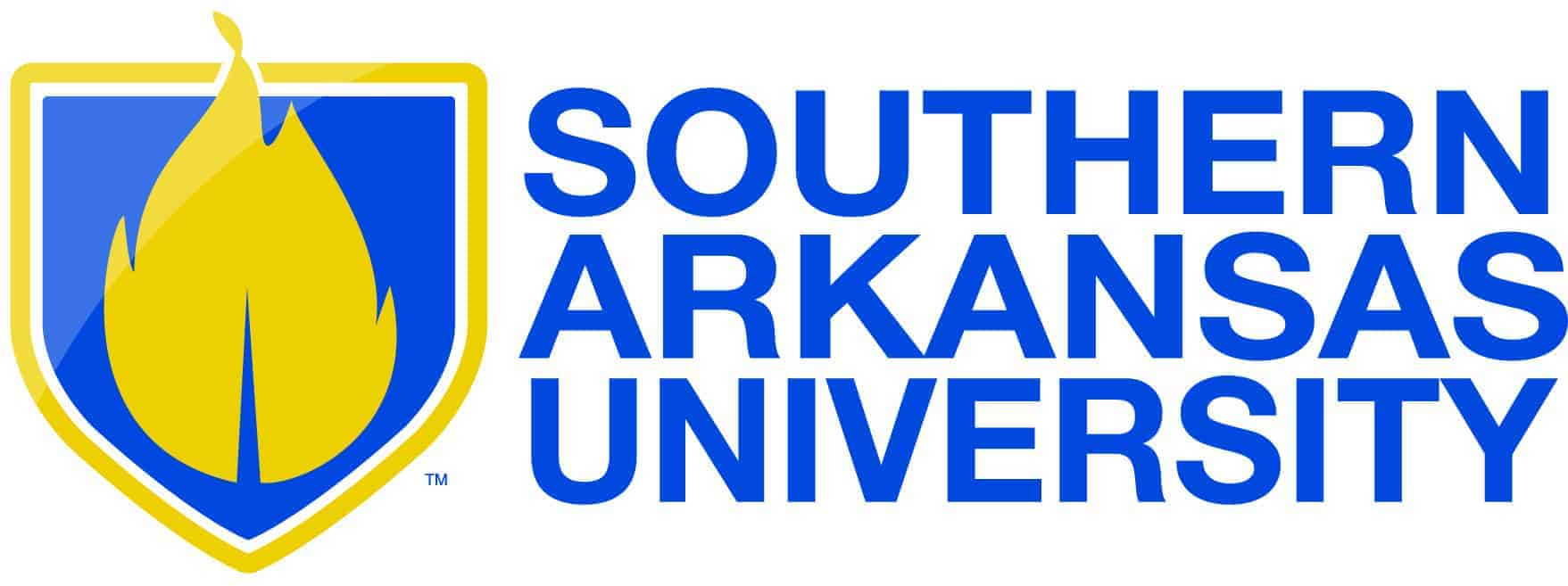 southern arkansas university magnolia logo 8697