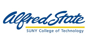 state university of new york college of technology at alfred logo 8823