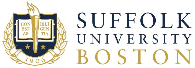 suffolk mba online suffolk university logo 130199