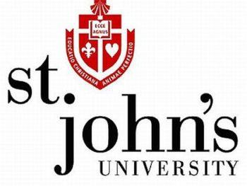 the school of education st johns university logo 50887